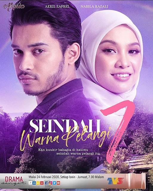 Image result for Drama Seindah Tujuh Warna Pelangi -Slot Akasia