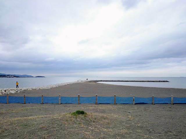 館山 北条海岸