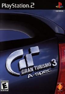 Gran Turismo 3 A Spec PS2 ISO