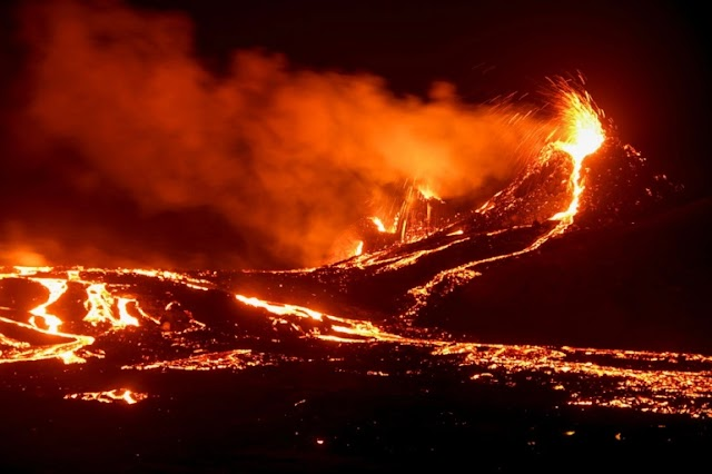 Iceland volcano erupts for first time in 6,000 years