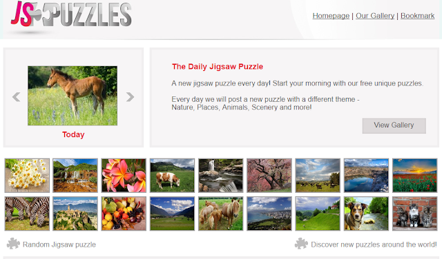 online jigsaw puzzle