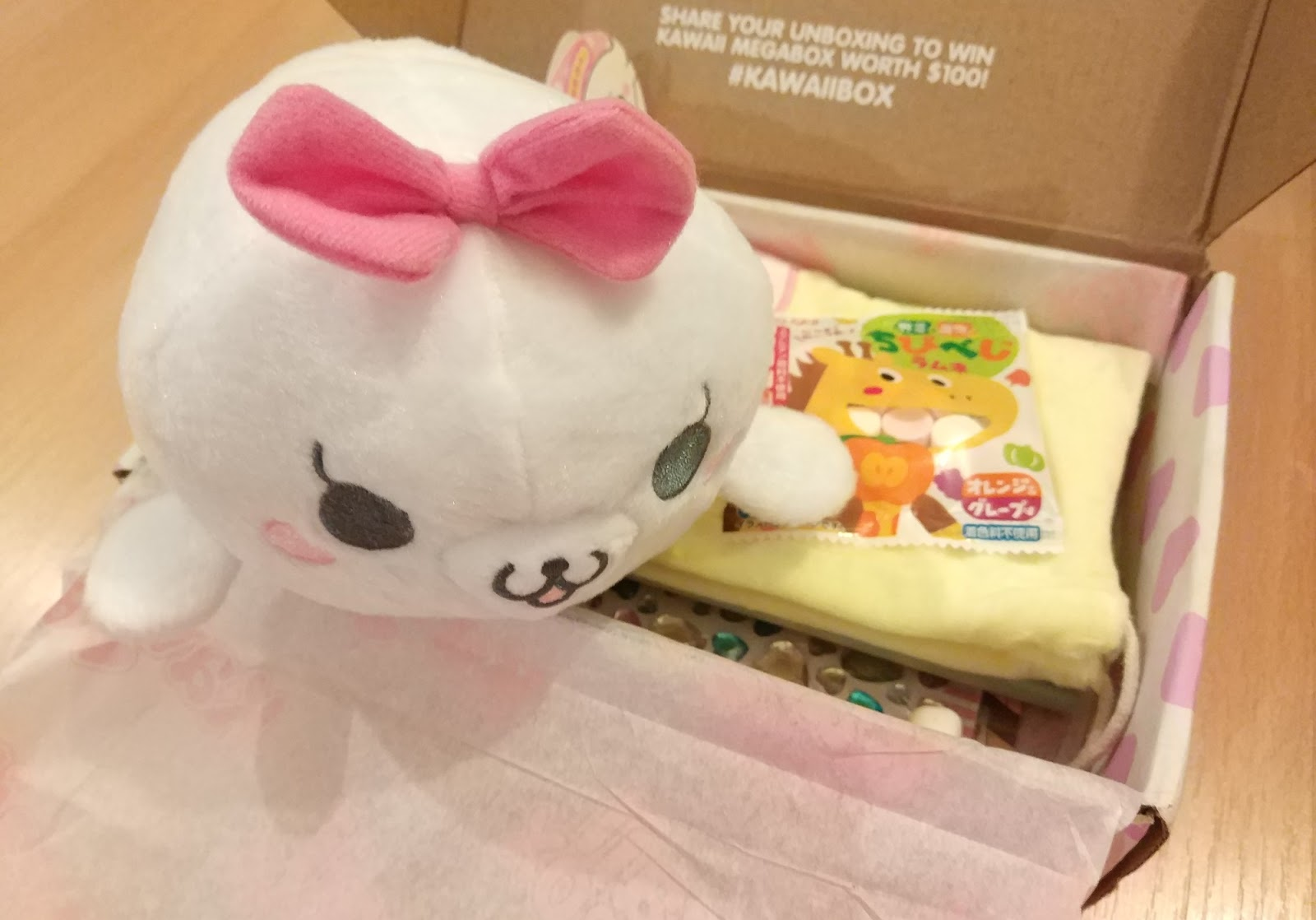 Kawaii Box: November 2017 - Kawaii Thanksgiving Parade