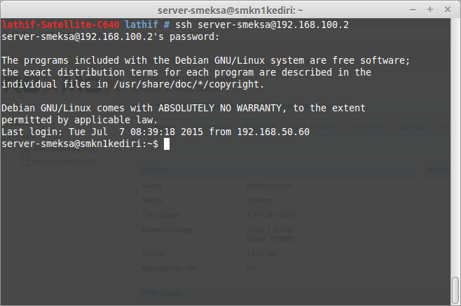 Membangun Radio Streaming Server Icecast Debian 8 « Damar Galih