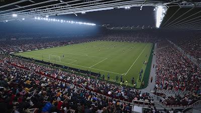 PES 2021 Stadium Riverside