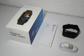 Honor Watch ES Unboxing 1