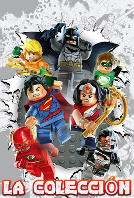 COMBO LEGO Colección DVD HD Dual Latino 5.1 + Sub