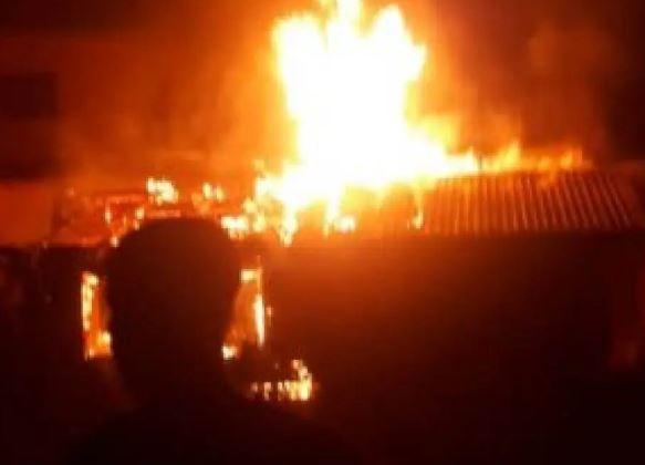 Fire razes multi-billion Naira Devos carpet factory, in Export Promotion Zone, Cross River