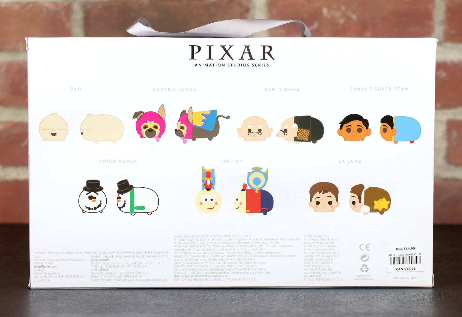 pixar short films tsum tsums 2019 d23 expo