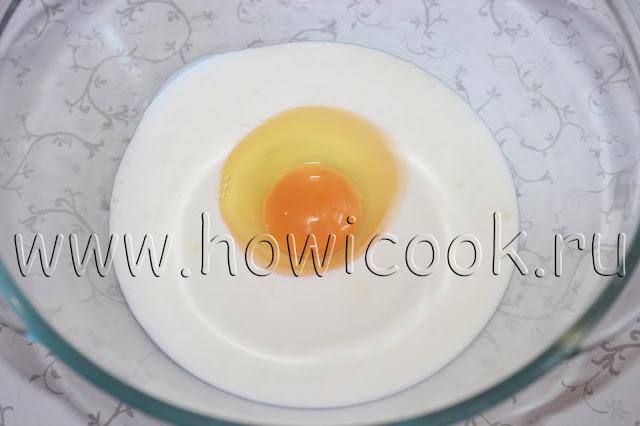 рецепт толстых блинчиков на кефире с пошаговыми фото