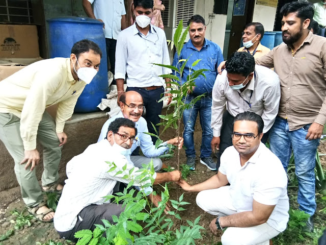 Plant more and more trees and protect them till they become trees - Dr Manish Chaudhry