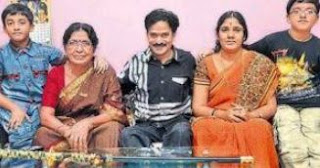 Comedian Venu Madhav Family Wife Parents children's Marriage Photos