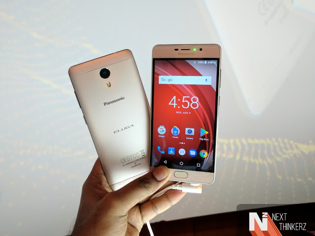 Panasonic launches the power packed Eluga A3 and Eluga A3 Pro | Specs | Price and Availability