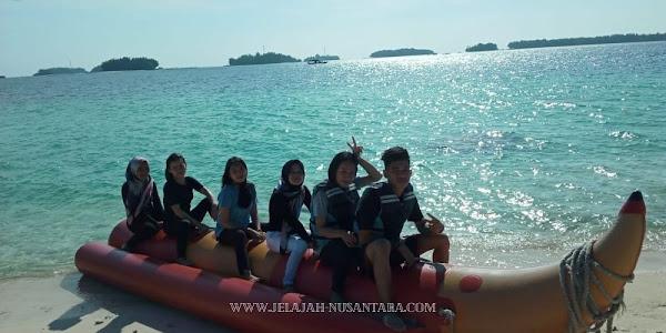 aktivitas wisata pulau harapan