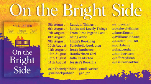 On the Bright Side Blog Tour