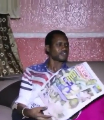 VIDEO: Seun Egbegbe talks about his arrest and the phone theft allegation