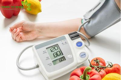 Cà chua chữa cao huyết áp