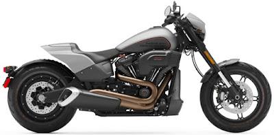 Spesifikasi Harley Davidson FXDR 114