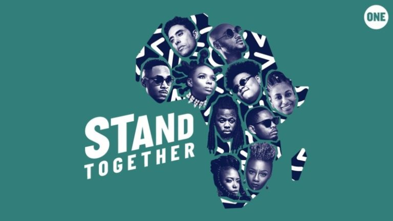 [Video] 2Baba, Yemi Alade, Teni & More – Stand Together (Prod by Cobhams Asuquo) #Arewapublisize
