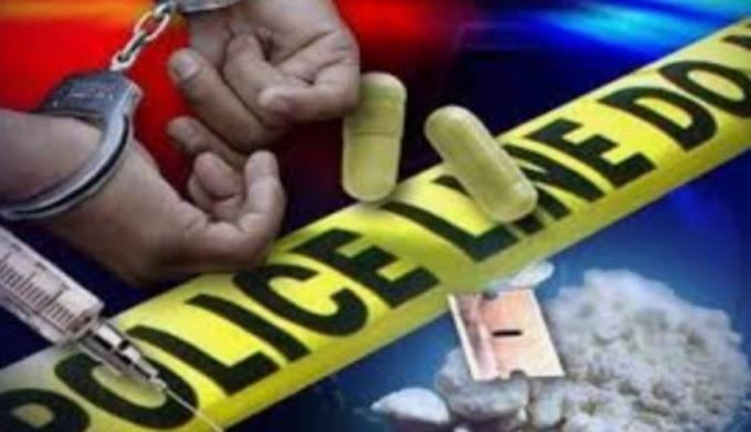 Satresnarkoba Polres Lampura Tangkap Empat Terduga Tersangka Penyalahgunaan Narkotika