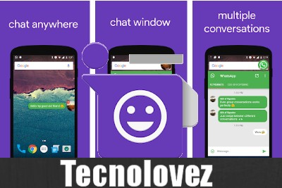 Flychat - Applicazione Che Permette Di Chattare Da Qualsiasi Schermata Dello Smartphone