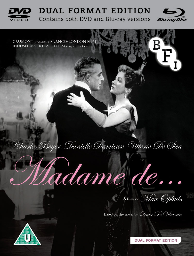 madame de... max ophuls bfi bluray