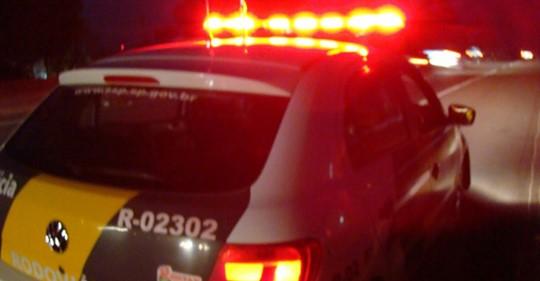 Policial Militar de Garça reage a assalto e mata homem na SP-294  -  Adamantina Notìcias