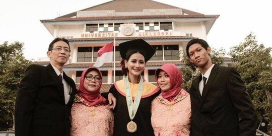 Terpilih Menjadi Puteri Indonesia 2020, Ini 6 Potret Menawan Raden Roro Ayu Maulida