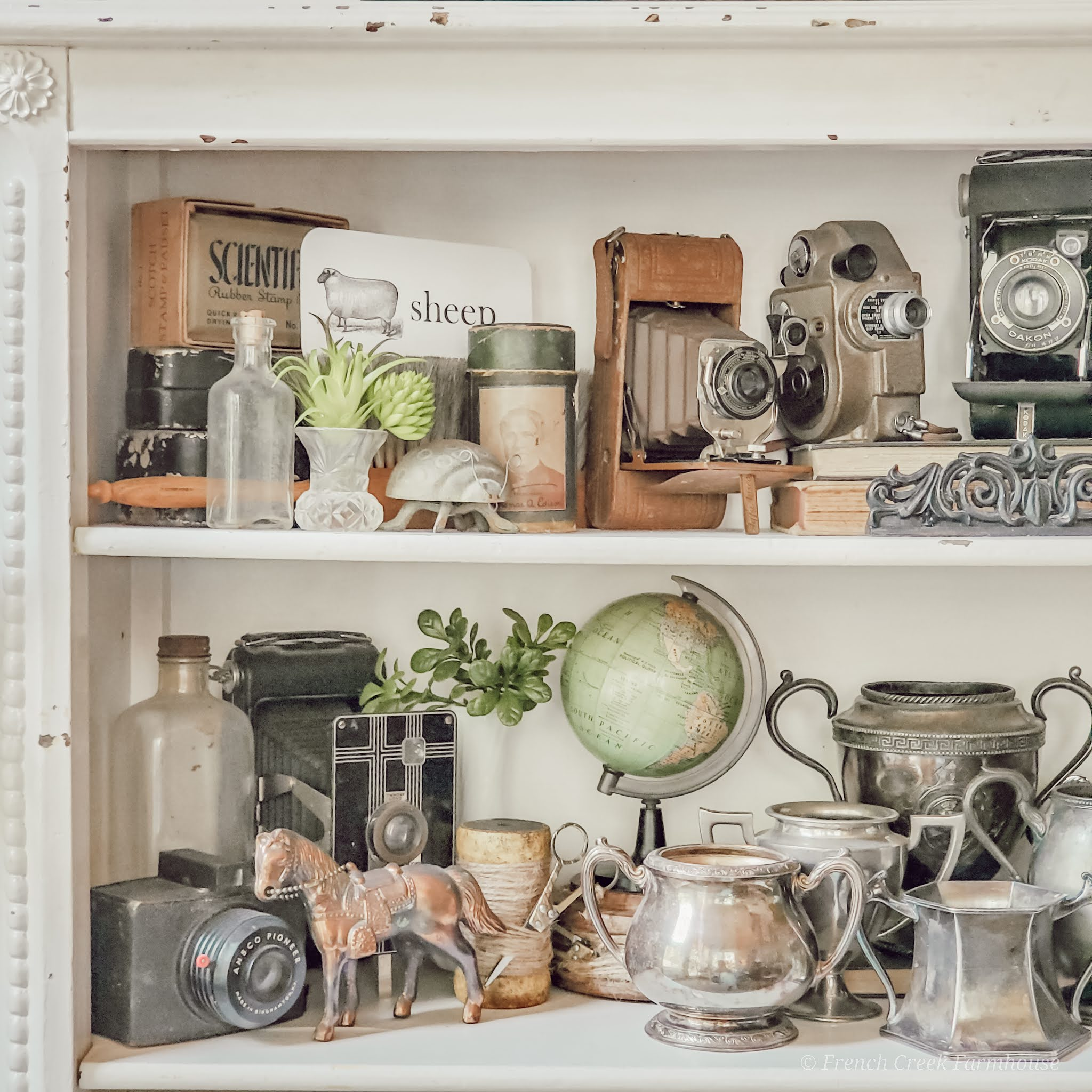 This guide will teach you everything you need to know to design your vintage home