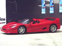 Ferrari f50 Barchetta - Revell 1/24