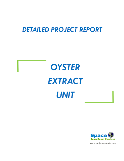 Project Report on Oyster Extract Unit