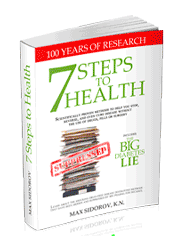Buy 7 Steps to Health and the Big Diabetes Lie: permanent cure for diabetes