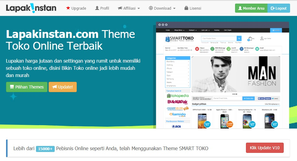 6 Situs Download Template WordPress Premium Indonesia