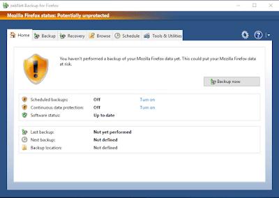 mozilla firefox, backup, firefox backup, mozilla firefox backup, mozilla data backup