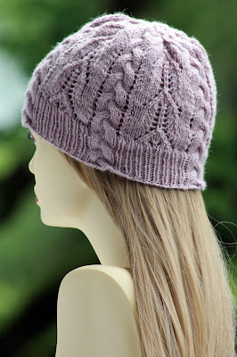Twilight Rose Beanie