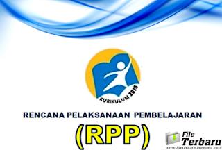Download RPP Kurikulum 2013 Untuk Kelas 1, 2, 3, 4, 5, dan 6 SD Semester 1 dan Semester 2 Lengkap