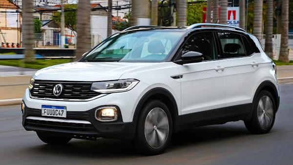 Os carros e as marcas mais vendidos do Brasil em agosto de 2021