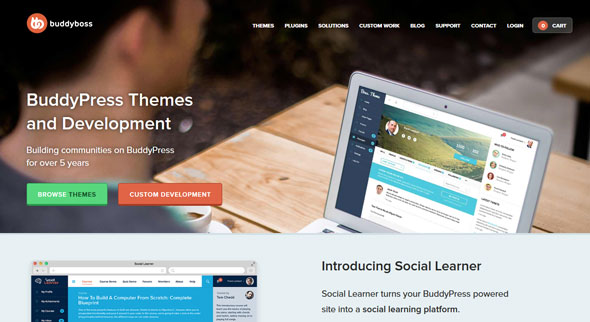Free Download Wordpress All BuddyBoss Themes & Plugins Pack-BuddyPress