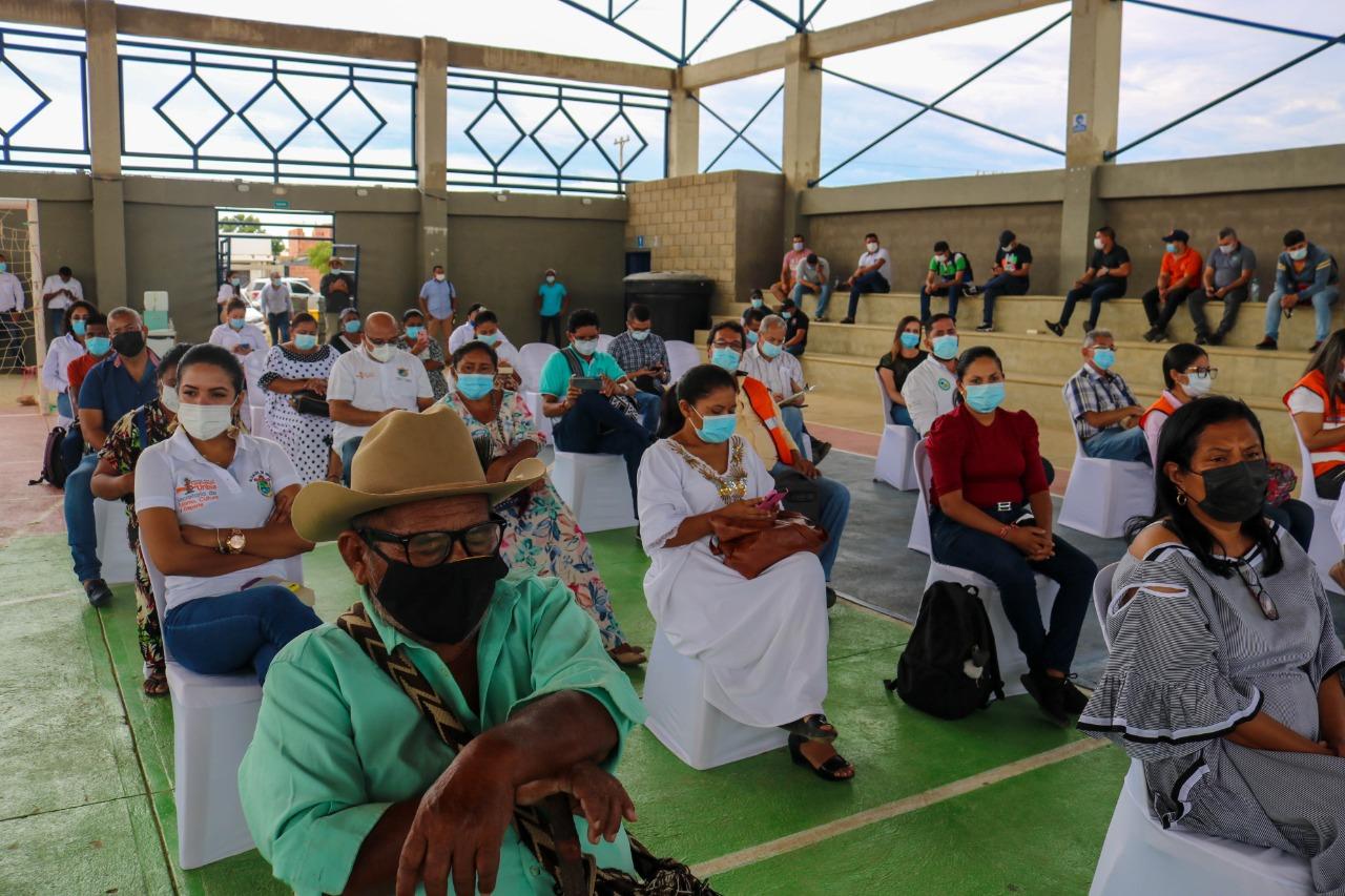 https://www.notasrosas.comGobernación y Alcaldía de Uribia, socializan proyecto de mantenimiento de corredores viales en La Alta Guajira