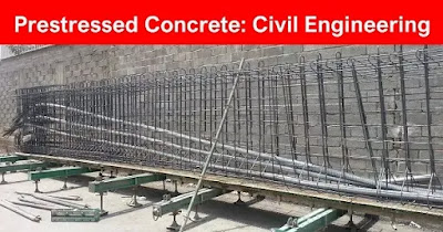 Prestressed Concrete: Civil Engineering Seminar Report