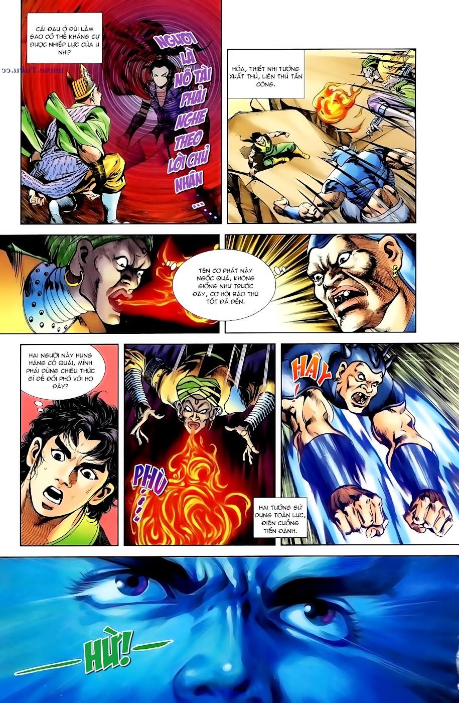 Cơ Phát Khai Chu Bản chapter 92 trang 14