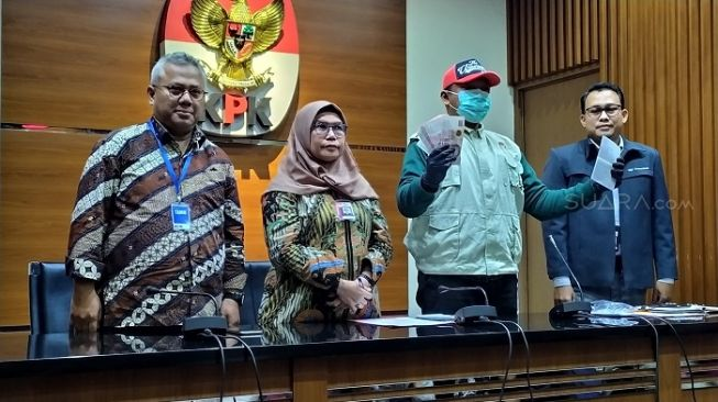 Yasonna, Hasto hingga Megawati Ikut Teken Surat PAW PDIP yang Diusut KPK