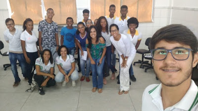 Comunidade escolar de Santo Antônio de Jesus participa de atividades sobre a Base Nacional Comum Curricular
