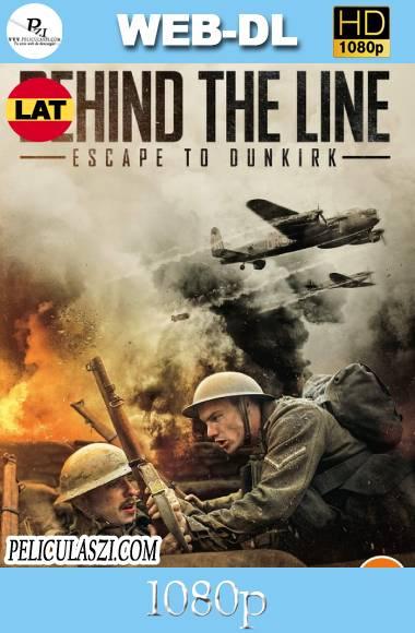 Detrás de la línea: Escape de Dunkirk (2020) HD WEB-DL 1080p Dual-Latino