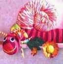 Caracol, Snail. Amigurumi