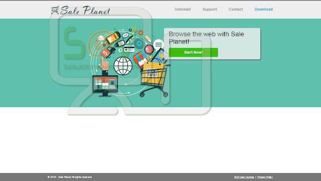 Sale Planet (Adware)