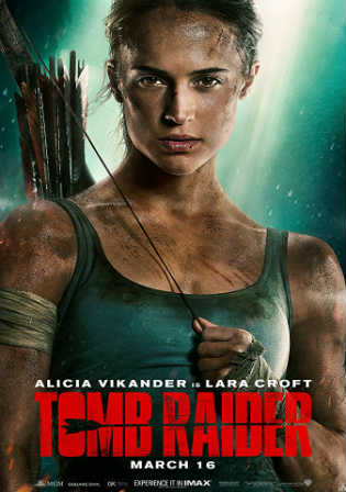 Tomb Raider 2018 HDCAM 600MB English 720p