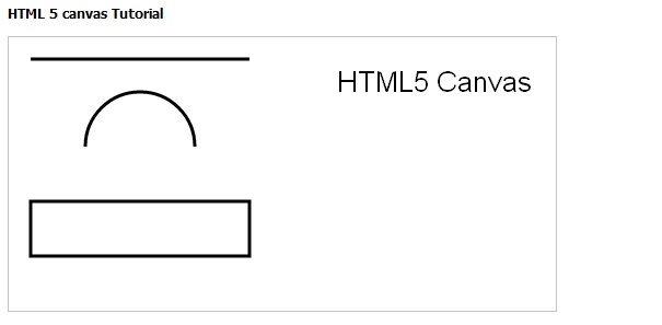 HTML5 canvas tutorial for beginners