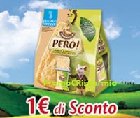 Logo Parmareggio: scarica il nuovo coupon Snack Però!
