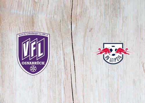 Osnabrück vs RB Leipzig -Highlights 11 August 2019