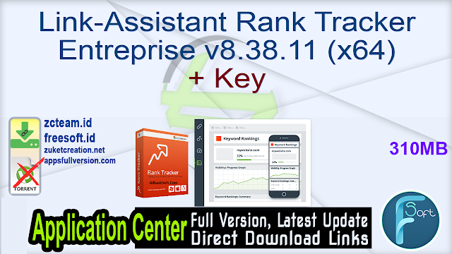Link-Assistant Rank Tracker Entreprise v8.38.11 (x64) + Key_ ZcTeam.id